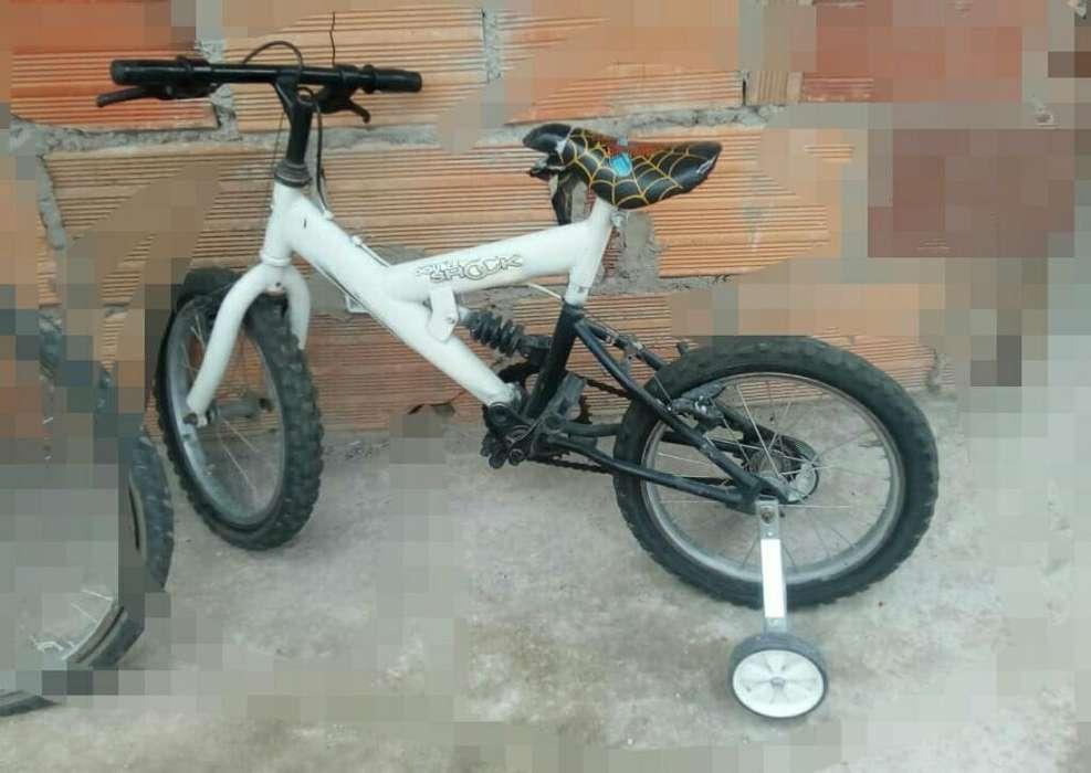 Venta de Bicicleta Y Monopatin Niño