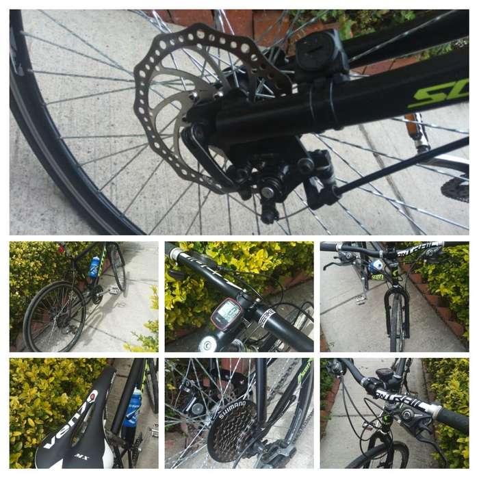 Bicicleta Bike. Rin 26 Excelente.