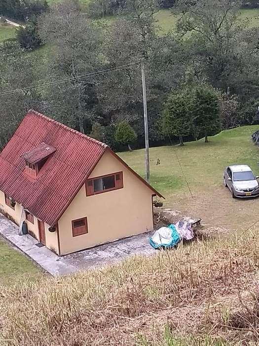 arriendo hermoso cabaña en la sabana de Bogotá