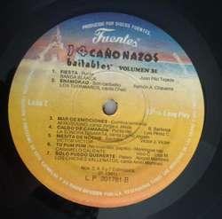 14 Cañonazos Bailables Vol. 31 1991 LP Vinilo Acetato