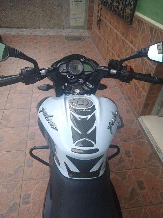 Pulsar 200 Ns Como <strong>nueva</strong>