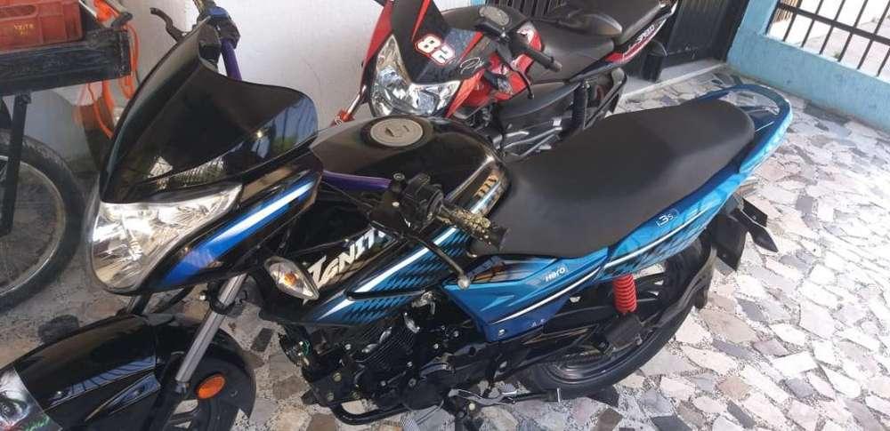 Vendo Moto Hero Ignitor