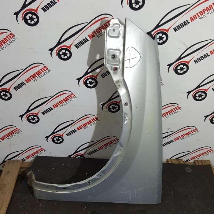 Guardabarro Delantero Izquierdo Chevrolet Corsa II 2926 Oblea:01692664