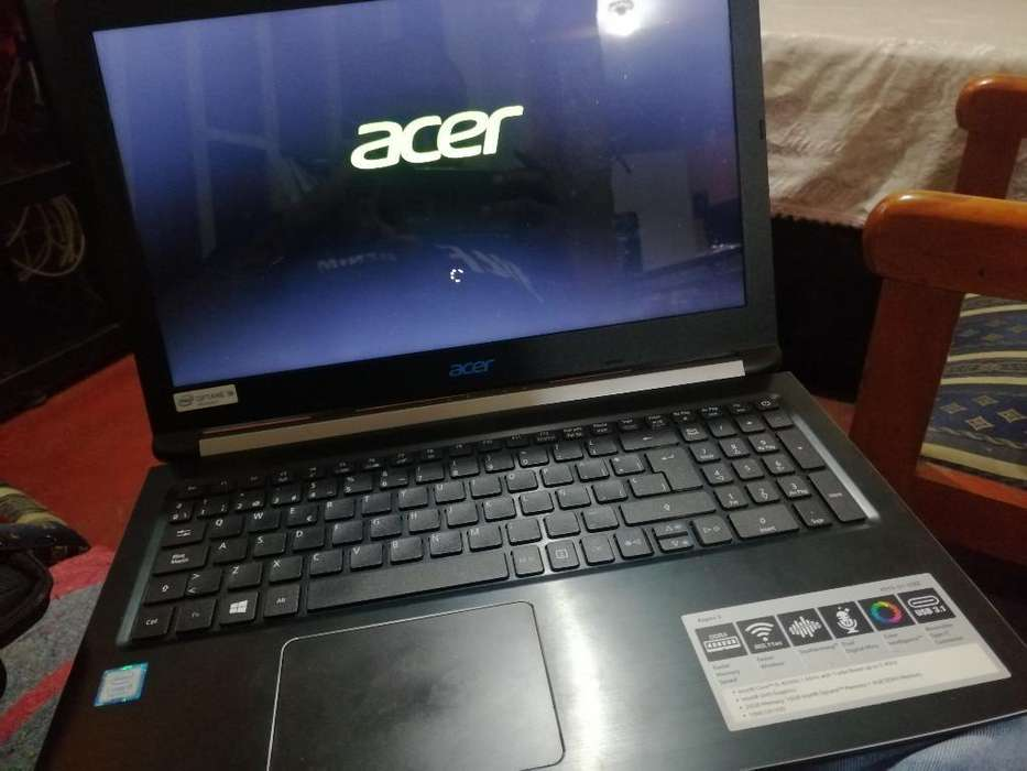Portátil Acer 8th.generation Vendo Cambi