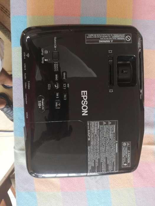 Vendo Proyector Epson