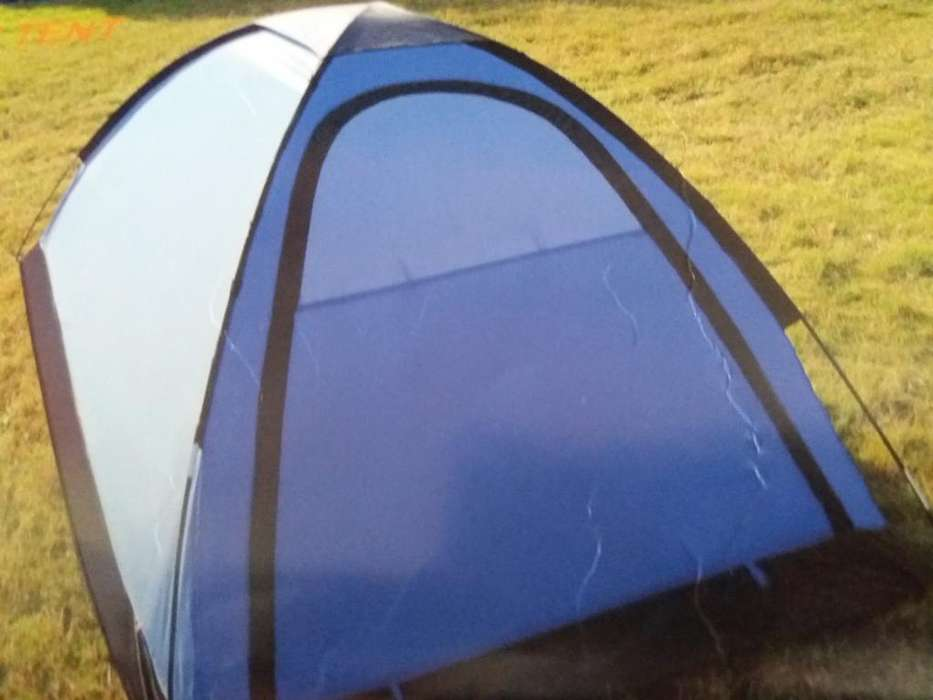 Vendo Carpa para <strong>camping</strong> Black
