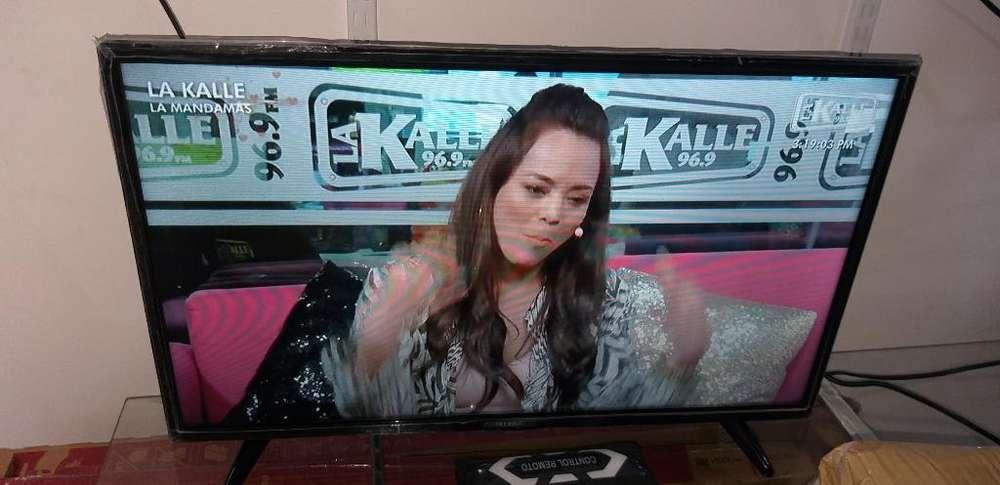 Hermoso Tv Challenger de 32 Pul con Tdt
