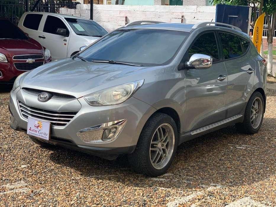 Hyundai Tucson ix-35 2012 - 96000 km