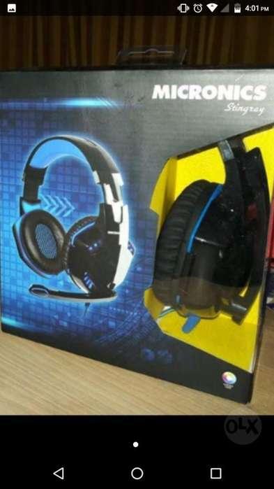 Auriculares Gaming con Micrófono