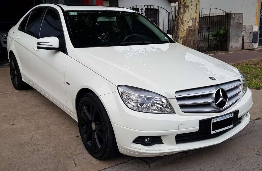 Mercedes-Benz Clase C 2013 - 45000 km