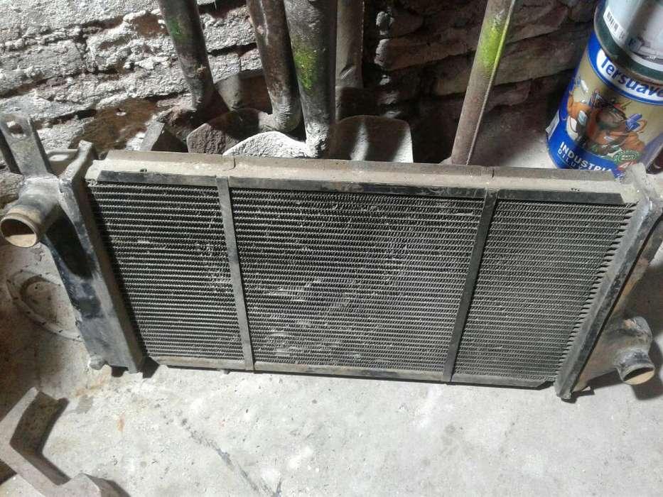 Radiador Fort Fiesta 98