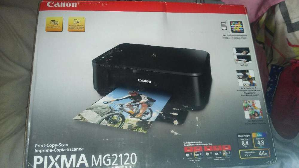Impresora Canon Pixma Mg2021