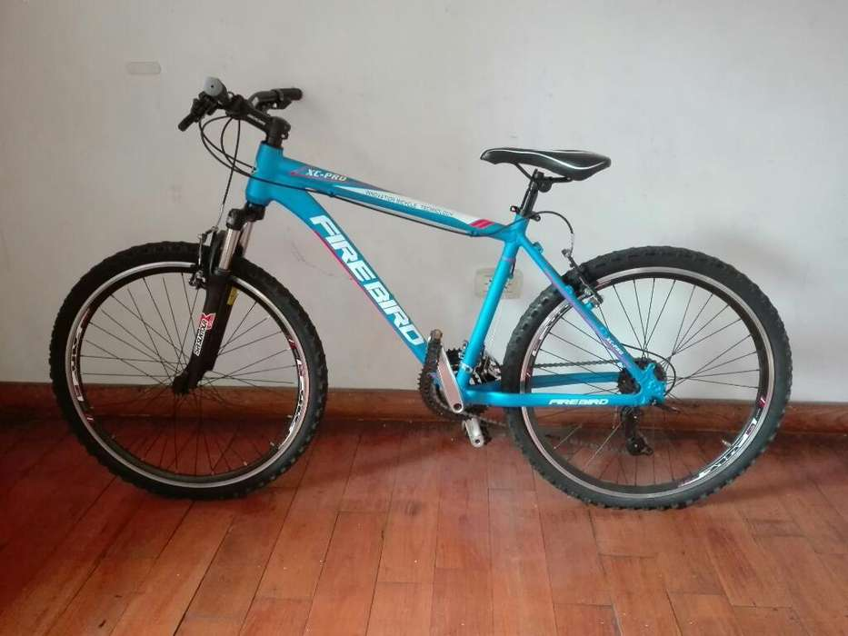 Exelente Bicicleta Fire Bird Rod 26
