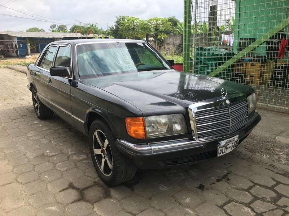Mercedes-Benz 280 S 1982 - 1500 km