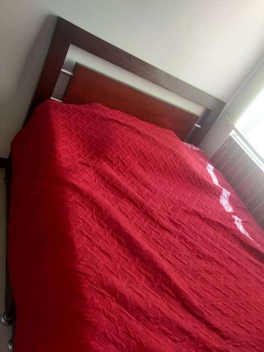 <strong>cama</strong> Madera Semidoble Excelente Estado