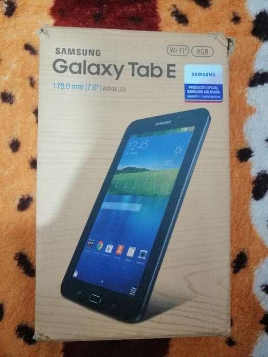 Vendo Table Samsung Galaxy Tab E