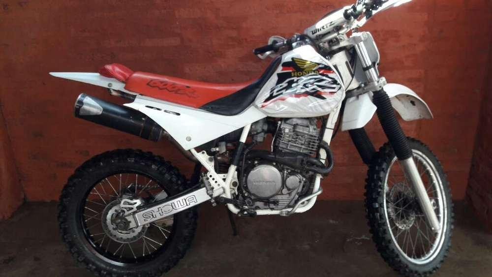 Honda Xr 600 R Japon