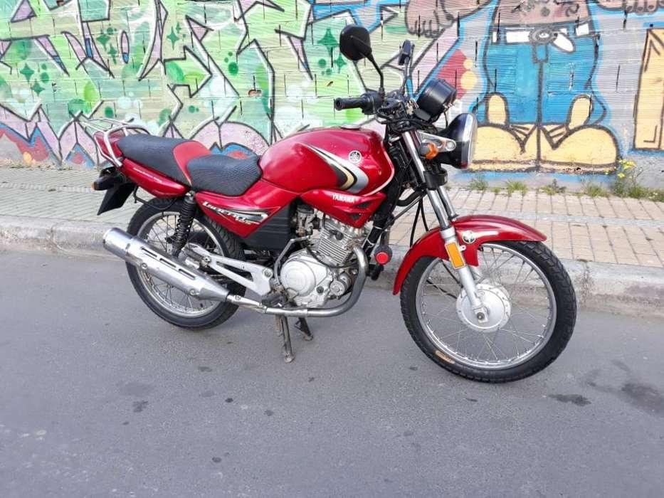 Vendo O Permuto Yamaha Libero 125 2010