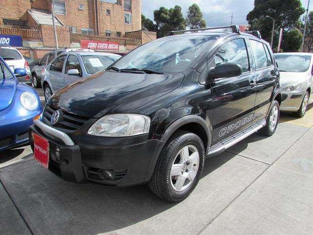 Volkswagen Crossfox 2006 - 110000 km