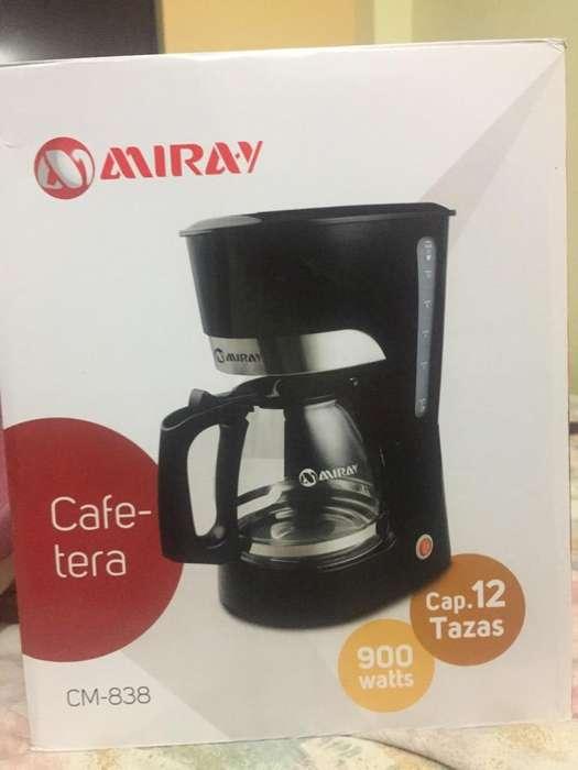 Cafetera Miray Nueva! 12 Tazas