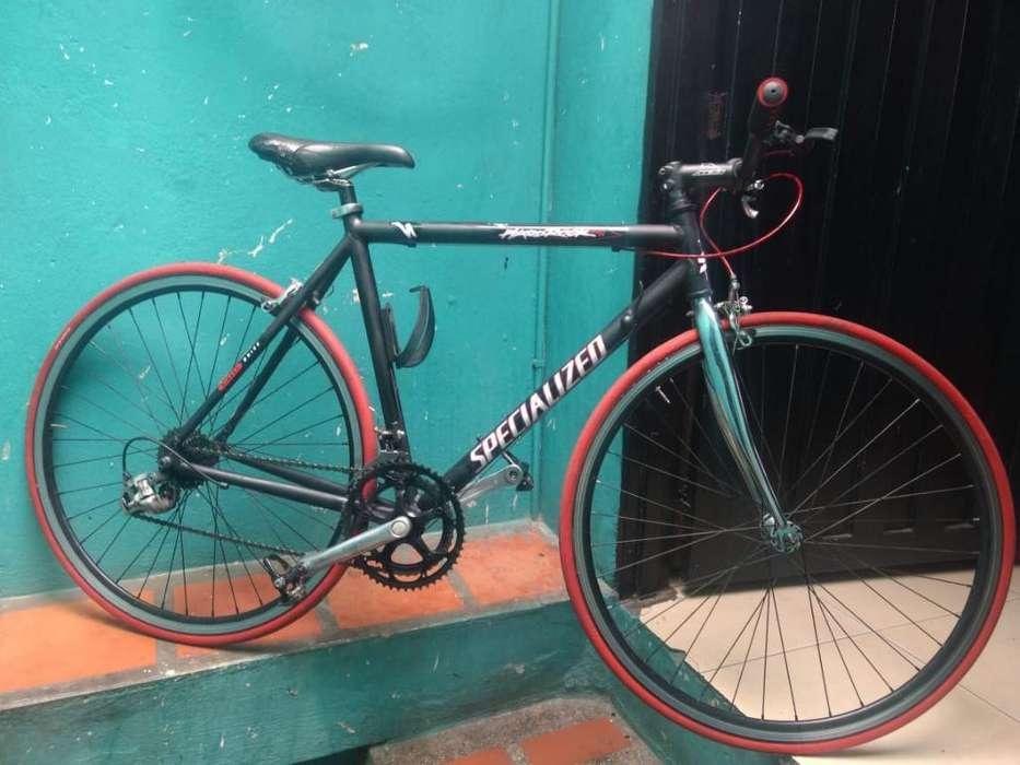 Bicicleta de Ruta con Manubrio Normal