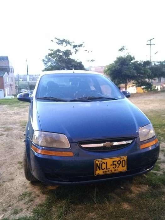 Chevrolet Aveo 2013 - 120000 km
