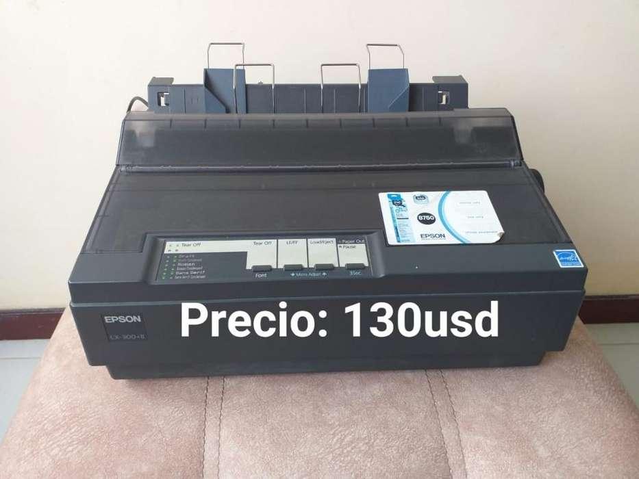 Impresora Epson Lx 300 - Ii