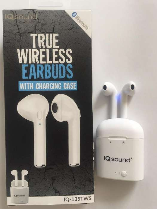 Audifonos <strong>bluetooth</strong> Wireless Tws