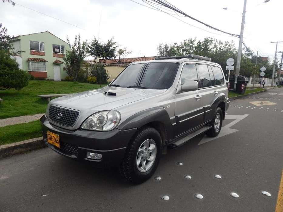 Hyundai Terracan  2006 - 206000 km
