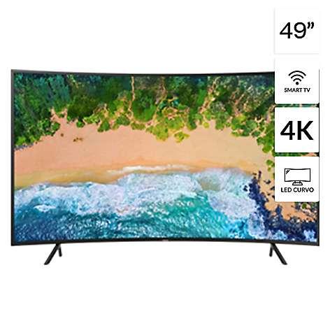Televisor Samsung 49 4k UHD Curvo Smart 49NU7300
