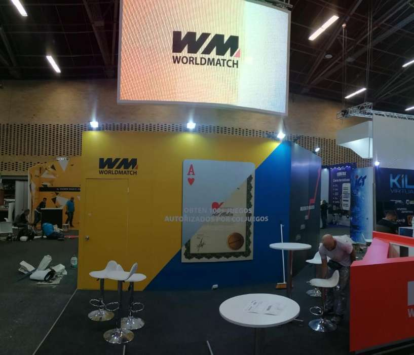 Mobiliario para Eventos Equipos