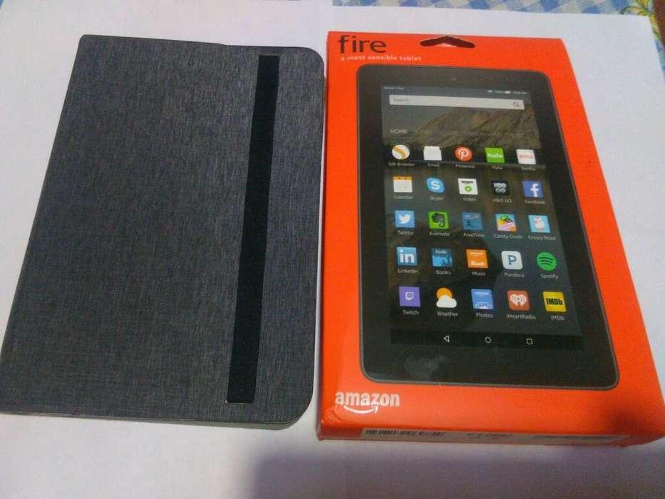 Tablet Amazon 7pulg. 8 Gb