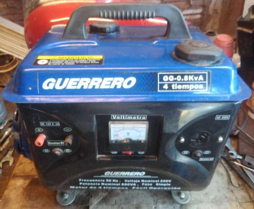 Generador Eléctrico Portátil