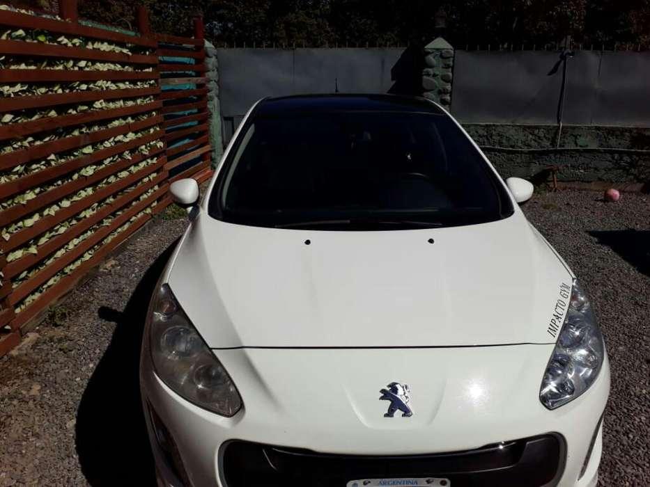 Peugeot 308 2012 - 23000 km