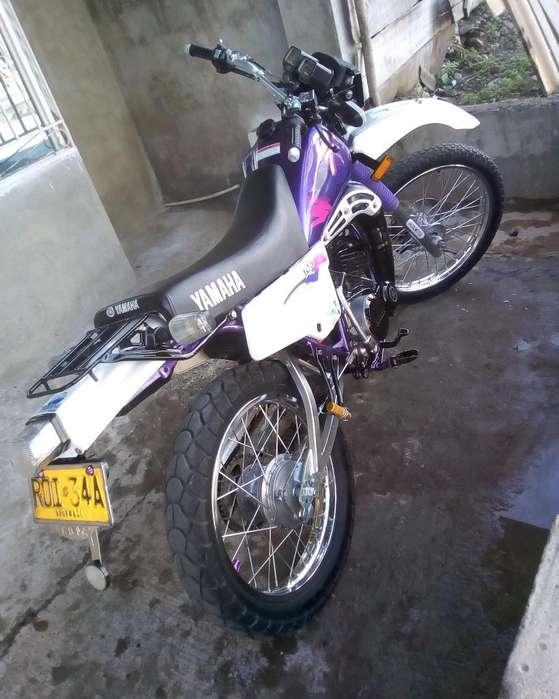 Dt 125 Modelo 1995