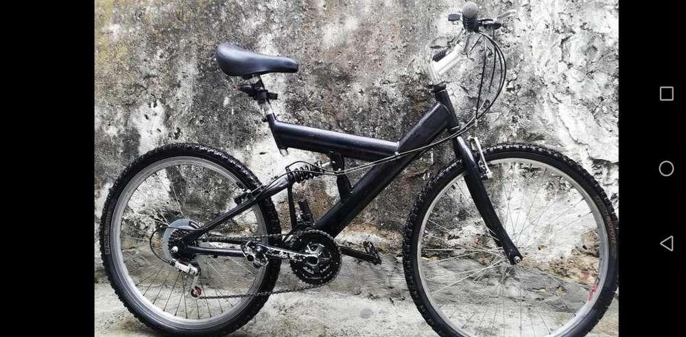Bicicleta Todoterreno Vendo