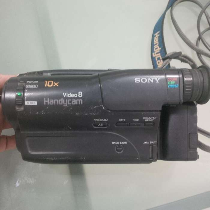 Vendo Handy Cam Sony original
