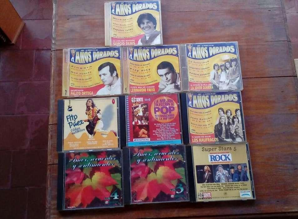 Coleccion Rock Nacional 70 Y 80
