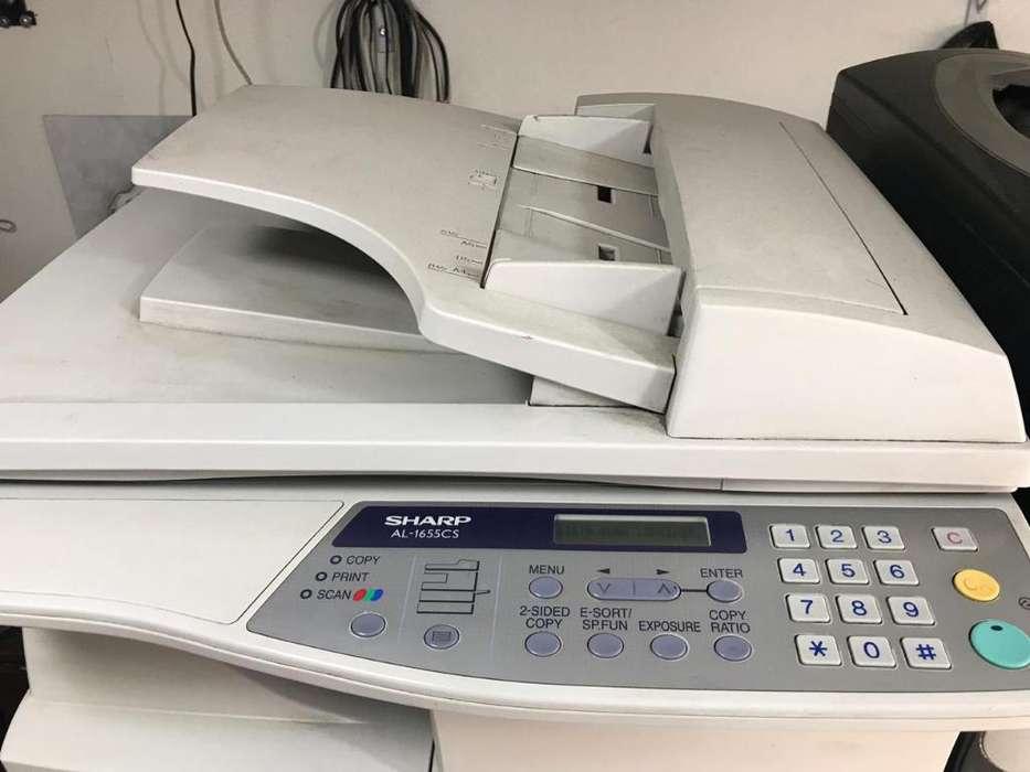 Impresora Y Fotocopiadora Marca Sharp