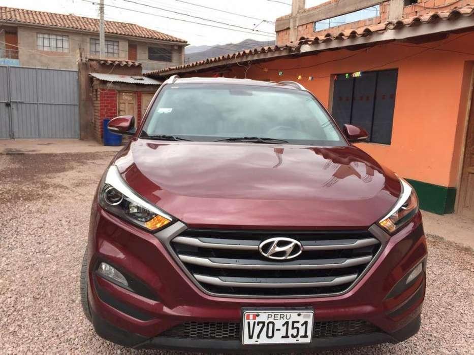 Hyundai Tucson 2016 - 45000 km