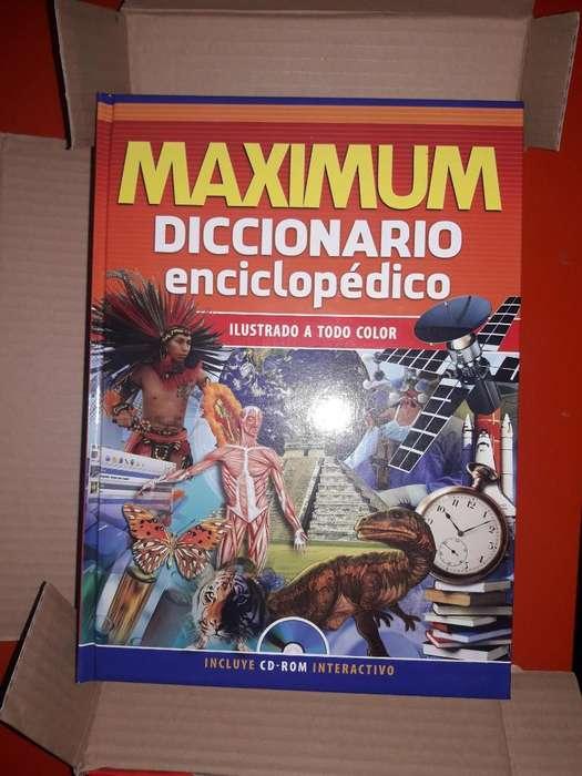 Vendo O Permuto Diccionario Enciclopédic