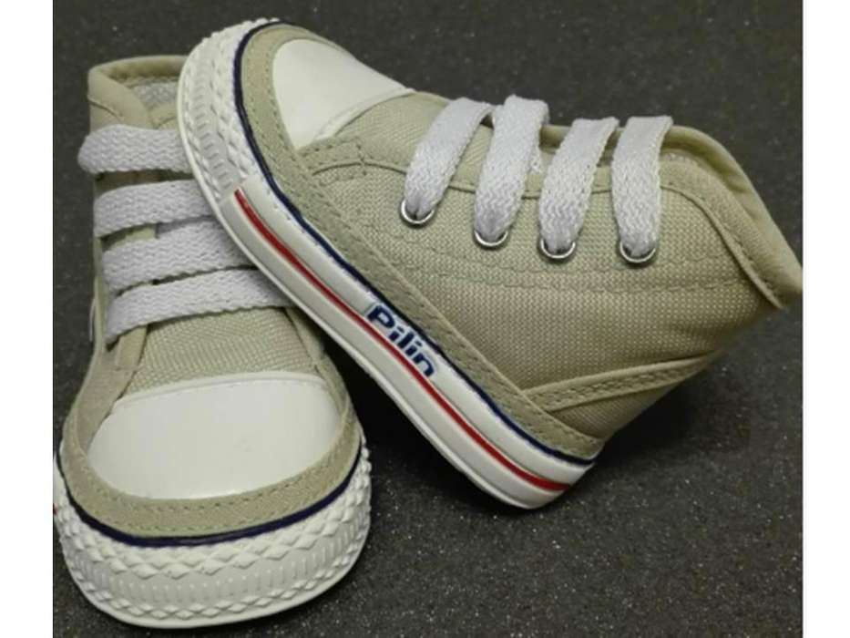 Zapatos para Bebés Gateadores Ref. 2010 Beige