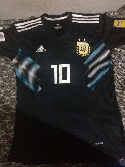 Camiseta Sup. Argentina Mundial Rusia Xl