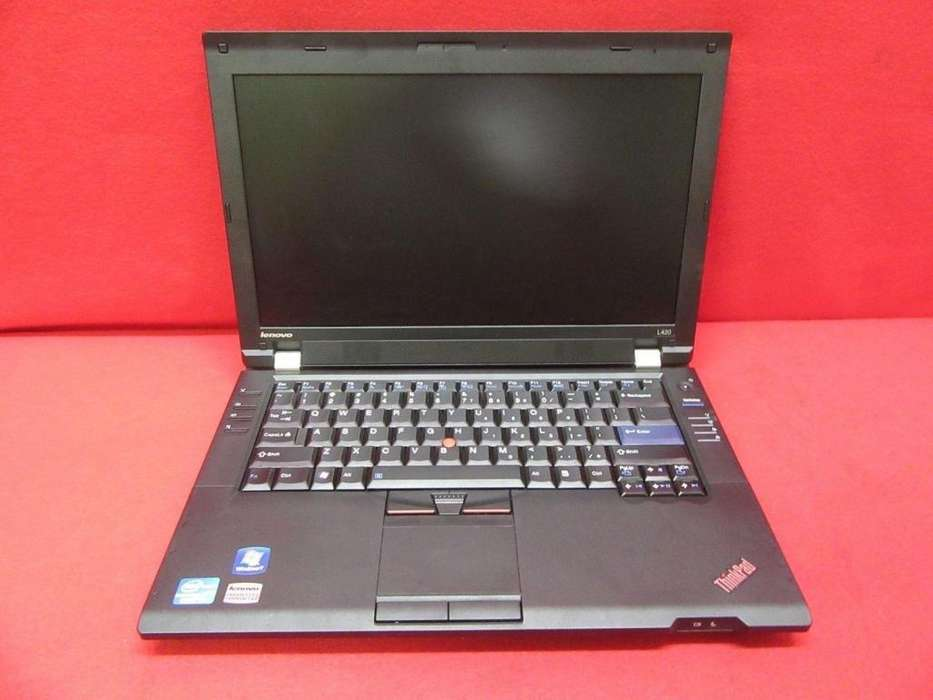 Lenovo Thinkpad L420, 14 Laptop, Core i5, 4, 250HDD, Win 8.1 Pro