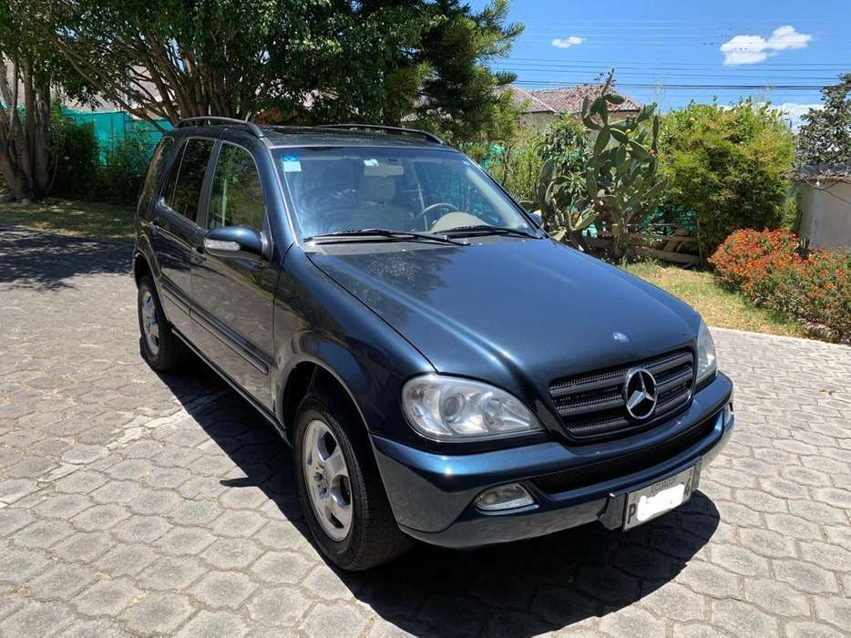 Mercedes-Benz ML 320 2003 - 137000 km