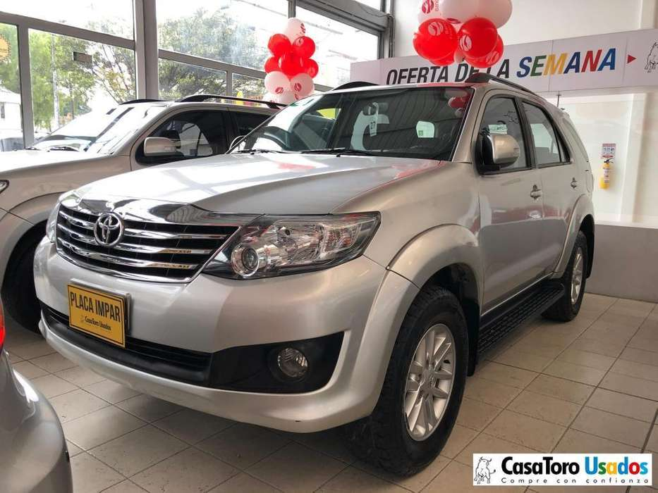<strong>toyota</strong> Fortuner 2015 - 130061 km