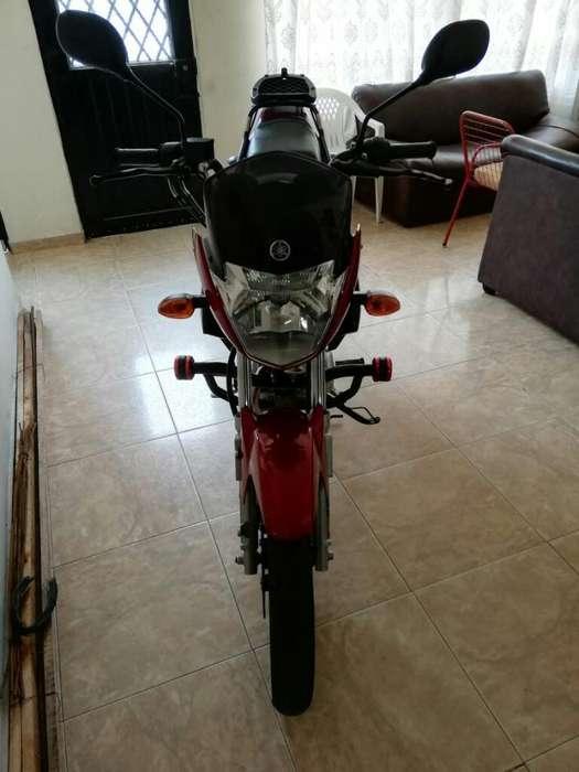 Vendo Linda Moto Ybr 2017 Al Dia