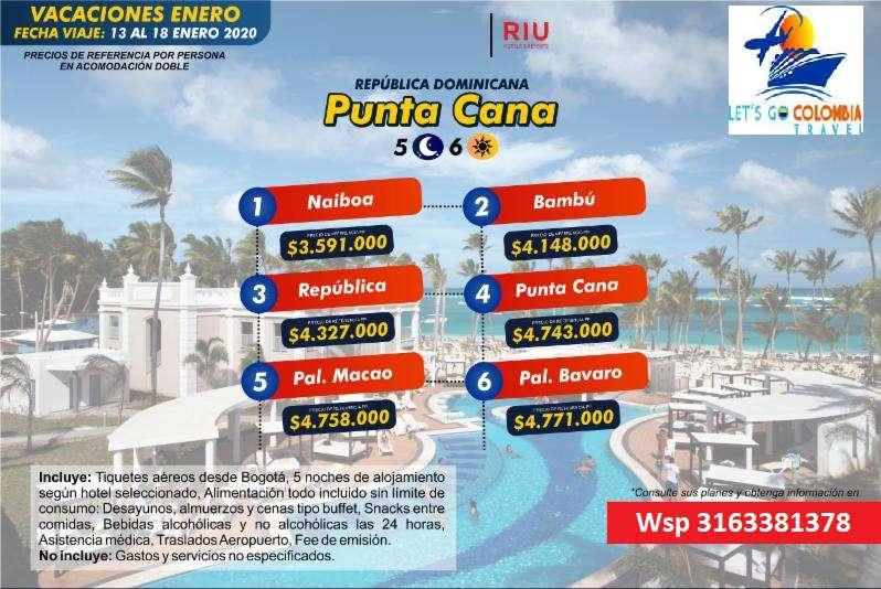 Punta Cana 2020