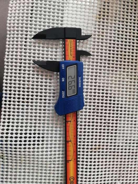 Calibrador en carbono control company 6 pulg 15 cm