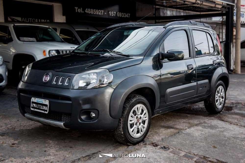 Fiat Uno  2011 - 135000 km